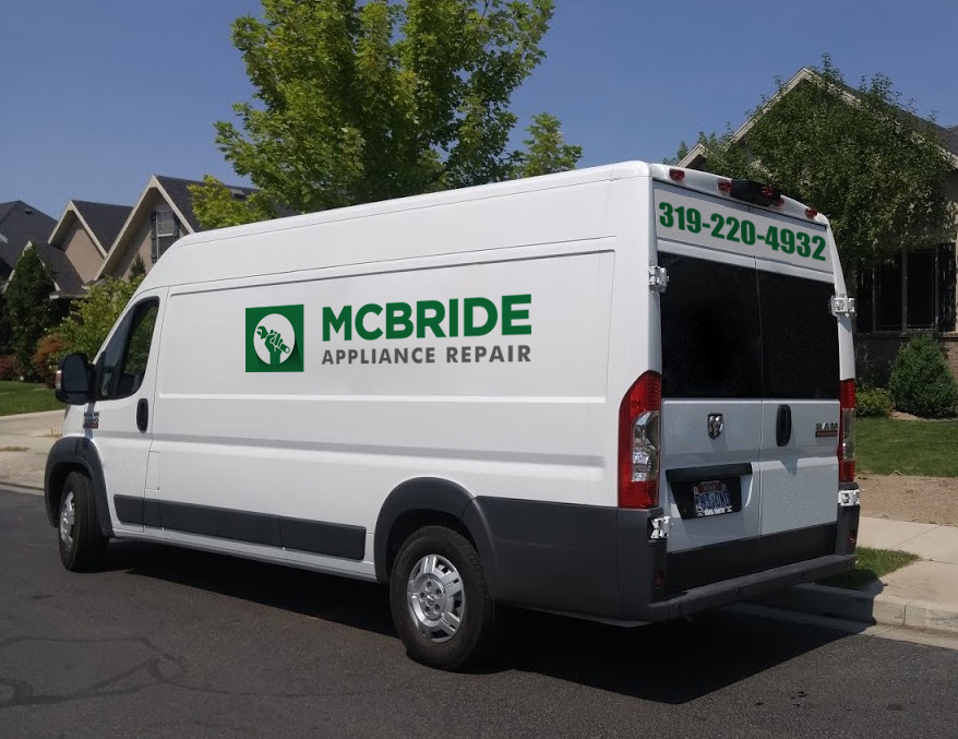mcbride appliance repair in iowa city